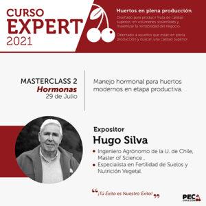 PEC E-Learning EXPERT 2021: Masterclass 2 - Hormonas