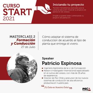 PEC E-Learning START 2021: Masterclass 2 - Formación y conducción